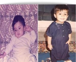 Fahad-Sheikh-Childhood