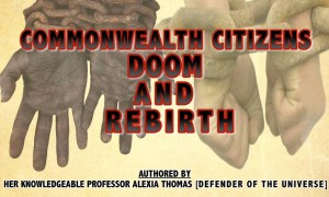 COMMONWEALTH CITIZENS DOOM AND REBIRTH