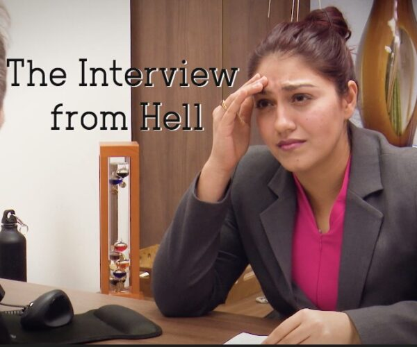 Sameeksha Katyal Interview from Hell